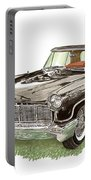 1957 Lincoln Continental Mk II Portable Battery Charger