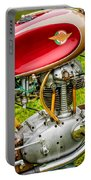 1958 Ducati 175 F3 Race Motorcycle -2119c Portable Battery Charger