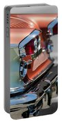 1958 Pontiac Bonneville Taillights Portable Battery Charger