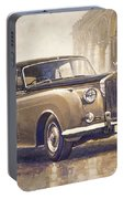 1959-62 Rolls-royce Silver Cloud II Portable Battery Charger