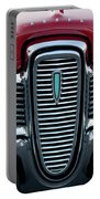 1959 Edsel Corsair Convertible Grille Portable Battery Charger
