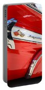 1960 Chevy Impala Low Rider Portable Battery Charger