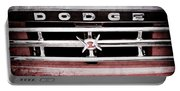 1960 Dodge Truck Grille Emblem -0275ac Portable Battery Charger