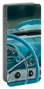 1960 Ford Thunderbird Dash Portable Battery Charger