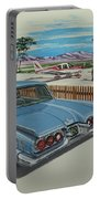 1960 Ford Thunderbird  Portable Battery Charger