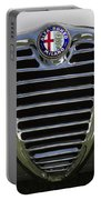 1962 Alfa Romeo Grille Portable Battery Charger