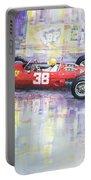 1962 Ricardo Rodriguez Ferrari 156 Portable Battery Charger