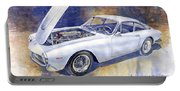 1963-1964 Ferrari 250 Gt Lusso  Portable Battery Charger