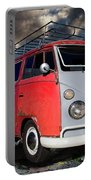 1963 Volkswagen Double Cab Truck Portable Battery Charger