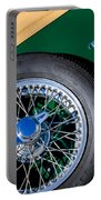 1964 Morgan 44 Spare Tire Portable Battery Charger