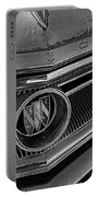 1965 Buick Hood Ornament B And W Portable Battery Charger
