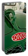 1965 Divco Milk Truck Hood Ornament Portable Battery Charger
