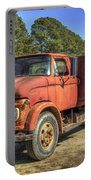 1965 Ford F600 Snub Nose Commercial Truck Portable Battery Charger