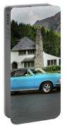 1966 Chevlelle Maibu Hardtop Portable Battery Charger