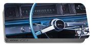 1966 Chevrolet Impala Dash Portable Battery Charger