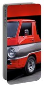 1966 Dodge A100 Pickup Portable Battery Charger