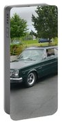 1966 Plymouth Belvedere Rapp Portable Battery Charger