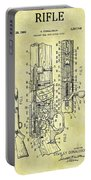 1966 Rifle Patent Portable Battery Charger