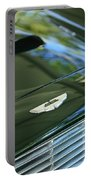 1967 Aston Martin Db6 Coupe Hood Emblem Portable Battery Charger
