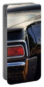 1967 Chevy Impala Ss Portable Battery Charger by Gordon Dean II