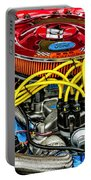 1967 Ford Molly Mustang Portable Battery Charger