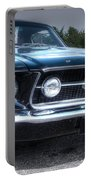 1967 Ford Mustang Portable Battery Charger