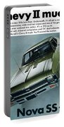 1968 Chevy Nova Ss Portable Battery Charger