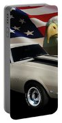 1969 Camaro Rs Tribute Portable Battery Charger