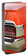1969 Mercury Cougar Tail Light With Logos Portable Battery Charger