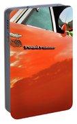 1969 Plymouth Road Runner 440 Roadrunner Portable Battery Charger