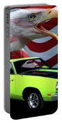 1969 Plymouth Road Runner Tribute Portable Battery Charger