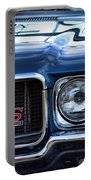 1970 Buick Gs 455 Portable Battery Charger by Gordon Dean II