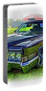 1970 Cadillac Deville - Vignette Portable Battery Charger