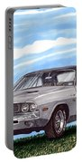 1970 Dodge Challenger Portable Battery Charger