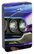 1970 Dodge Challenger Rt 440 Magnum Portable Battery Charger