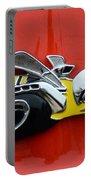 1970 Dodge Super Bee Emblem Portable Battery Charger