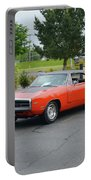 1970 Hemi Charger Rt Asher Portable Battery Charger