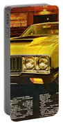 1970 Oldsmobile Cutlass 442 W-30 Portable Battery Charger