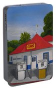 1970s Gas Station Portable Battery Charger