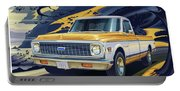 1971 Chevrolet C10 Cheyenne Fleetside 2wd Pickup Portable Battery Charger