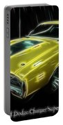 1971 Dodge Charger Superbee - Electric Portable Battery Charger