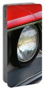 1971 Plymouth Barracuda Cuda Red  Portable Battery Charger