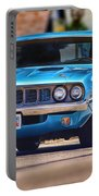 1971 Plymouth 'cuda 383 Portable Battery Charger