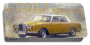 1973 Rolls-royce Silver Shadow Portable Battery Charger