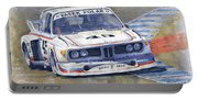1974 Bmw 3.5 Csl  Portable Battery Charger