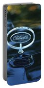 1975 Oldsmobile Hood Ornament Portable Battery Charger