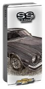 1976 Chevrolet Camato S S 396 Portable Battery Charger
