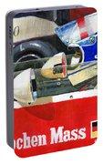 1976 Jarama Marlboro F1 Team Mclaren Jochen Mass Portable Battery Charger