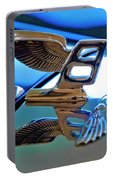 1980 Bentley Hood Ornament Portable Battery Charger