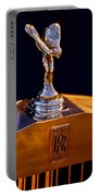 1986 Rolls-royce Hood Ornament Portable Battery Charger